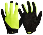 Pearl Izumi Elite Gel Full Finger Gloves (Screaming Yellow) | product-related