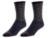 Pearl Izumi Merino Wool Tall Socks (Navy Dash) | product-also-purchased