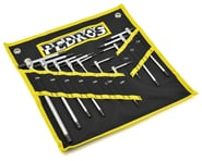 Pedro's T-Handle Hex Wrench Master Set w/ Hangable Pouch | product-related