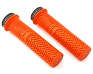 PNW Components Loam Mountain Bike Grips (Safety Orange) | product-related