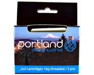 Portland Design Works CO2 Refill Cartridges (Silver)   product-related