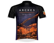 Primal Wear Men's Short Sleeve Jersey (Arches National Park) | product-related