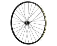 Quality Wheels Double Wall Disc/Rim Brake Front Wheel (Black) (700c) | product-related