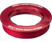 Race Face CINCH Puller Cap w/ Washer (Red) (18mm) (XC/AM)   product-related