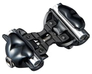 Ritchey WCS Alloy 1-Bolt Seatpost Complete Clampset (Black) (7 x 7mm Rails) | product-related