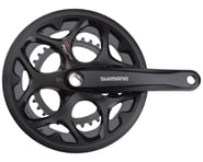 Shimano Tourney FC-A070 Crankset (Black) (2 x 7/8 Speed) (Square Taper) | product-related