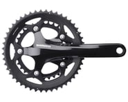 Shimano Tiagra R460 Crankset (Black) (2 x 10 Speed) (Hollowtech II) | product-related