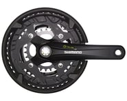 Shimano Alivio T4010 Octalink Crankset w/ Chainguard (3 x 9 Speed) (175mm) (48/36/26T)   product-also-purchased