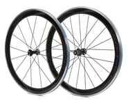 Shimano Dura-Ace WH-R9100-C60-CL Carbon Laminated Clincher Wheelset | product-related