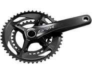 Shimano GRX FC-RX810 Crankset (Black) (2 x 11 Speed) (Hollowtech II) | product-related