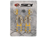 Sidi SRS Replacement Traction Pads for Spider Shoes (Grey/Yellow) | product-related