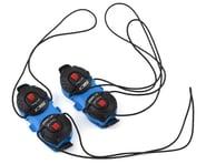 Sidi Shot/Tiger Double Tecno-3 Push Closure System (Blue/Black) (Pair) | product-related
