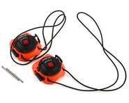 Sidi Tecno-3 Push Buckles (Orange/Black) (Long) | product-related