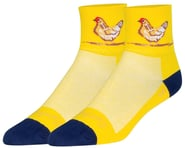 """Sockguy 3"""" Sock (Cluck Yellow) 