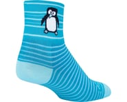 """Sockguy 3"""" Socks (Tux) 