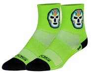 """Sockguy 4"""" SGX Socks (Luchador)   product-also-purchased"""