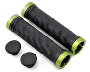 Spank Spoon Lock-On Grips (Green) | product-related