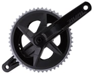 SRAM Rival AXS Crankset w/ Quarq Power Meter (Black) (2 x 12 Speed) (DUB Spindle) (D1)   product-also-purchased