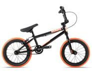 "Stolen 2021 Agent 14"" BMX Bike (14.6"" Toptube) (Black/Dark Neon Orange)   product-related"