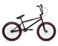 "Stolen 2021 Casino 20"" BMX Bike (20.25"" Toptube) (Black/Blood Red) | product-related"