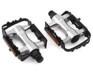 Sunlite Low Profile ATB Pedals (Silver/Black) | product-related