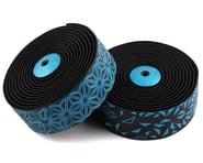 Supacaz Super Sticky Kush Handlebar Tape (Starfade Black & Blue) | product-also-purchased