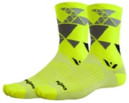 Swiftwick Vision Six Geometric Socks (Yellow) | product-also-purchased