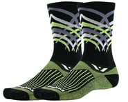 Swiftwick Vision Seven Socks (Black) | product-related