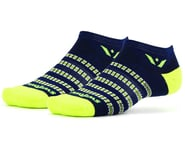 Swiftwick Aspire Zero Socks (Navy/Citron) | product-also-purchased