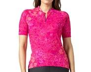 Terry Women's Soleil Short Sleeve Jersey (Hydrange/Beetroot)   product-related