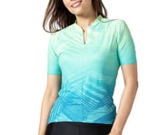 Terry Women's Soleil Short Sleeve Jersey (Wavelength/Blue)   product-related