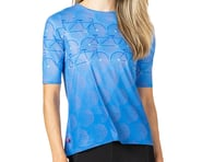 Terry Women's Soleil Flow Short Sleeve Cycling Top (Gruppo/Blue)   product-related