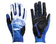 Terry Women's Soleil UPF 50+ Full Finger Gloves (Nivolet/Blue) | product-also-purchased
