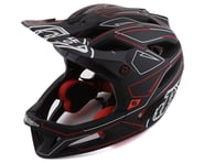 Troy Lee Designs Stage MIPS Helmet (Pinstripe Black/Red) | product-also-purchased