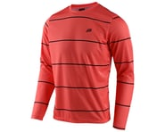 Troy Lee Designs Flowline Long Sleeve Jersey (Stacked Coral) | product-related