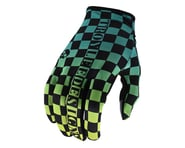 Troy Lee Designs Flowline Gloves (Checkers Green/Black)   product-also-purchased