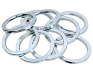 """Vuelta Aluminum Headset Spacers (Silver) (1"""") 