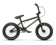"""We The People 2021 Riot 14"""" BMX Bike (14"""" Toptube) (Matte Black) 