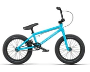 """We The People 2021 Seed 16"""" BMX Bike (16"""" Toptube) (Surf Blue) 