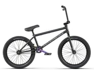 """We The People 2021 Reason BMX Bike (20.75"""" Toptube) (Matte Black) 