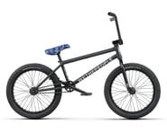 """We The People 2021 Crysis BMX Bike (21"""" Toptube) (Matte Black) 