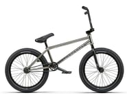 """We The People 2021 Envy BMX Bike (21"""" Toptube) (Black Chrome) 