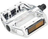 Wellgo B087 Platform Pedals (Silver) (Aluminum) | product-related