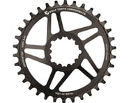 Wolf Tooth Components Direct Mount GXP Drop-Stop Chainring (Black) | product-related