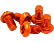 Wolf Tooth Components CAMO Chainring Bolt Kit (Orange) | product-related