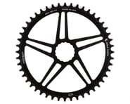 Wolf Tooth Components Cinch Direct Mount CX/Road Chainring (Black) (Flat Top)   product-related