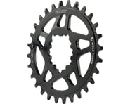 Wolf Tooth Components PowerTrac Drop-Stop GXP Oval Chainring (Black) | product-related