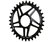 Wolf Tooth Components Drop-Stop Race Face Cinch Chainring (Black) (6mm Offset) (30T)   product-also-purchased