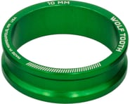 """Wolf Tooth Components 1-1/8"""" Headset Spacers (Green) (5) 