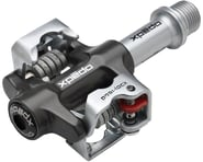 Xpedo M-Force 4 Pedals (Black/Silver) (Dual Sided) (Clipless) | product-related